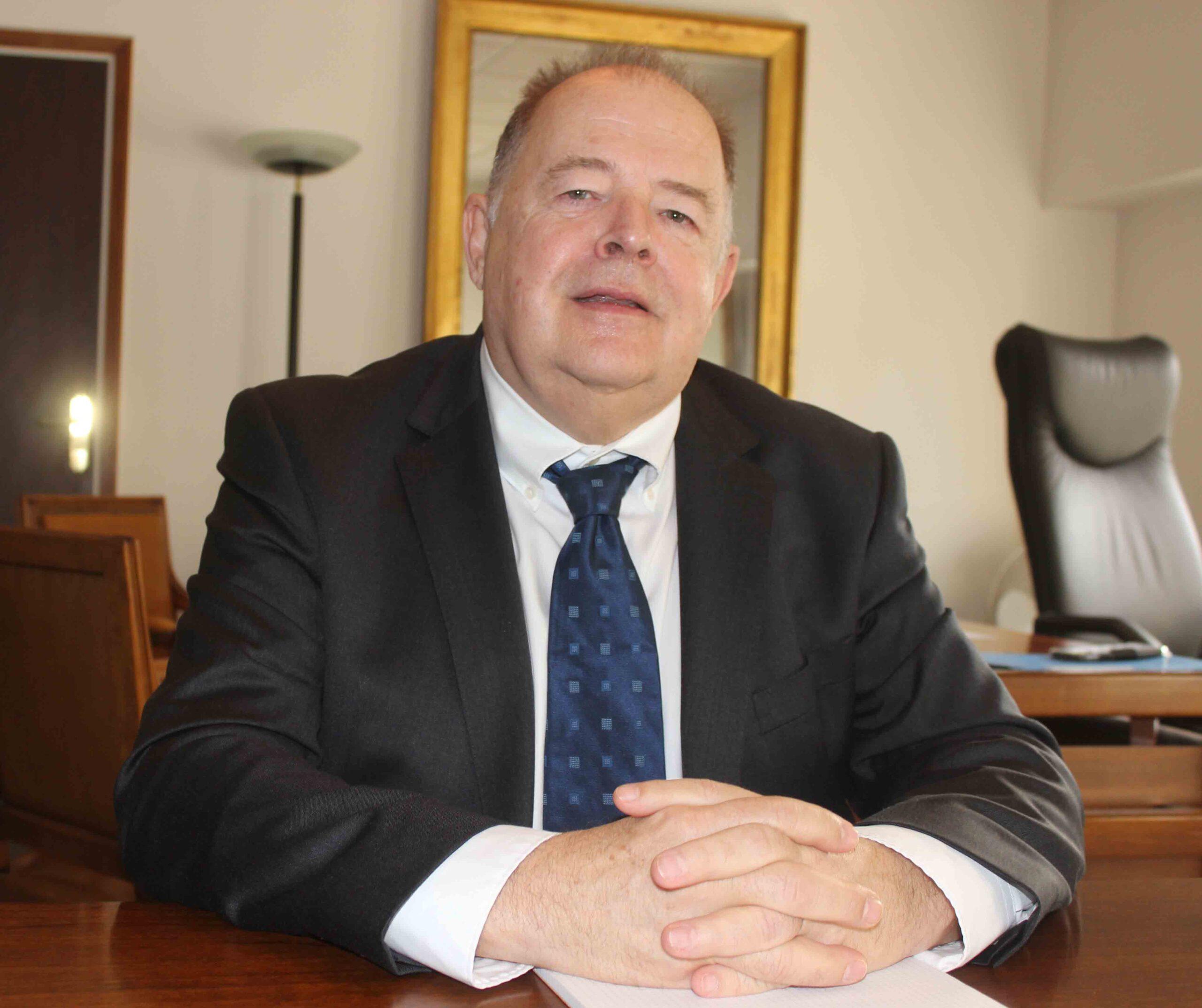 Jean Courant : Urgentiste de l'entreprise