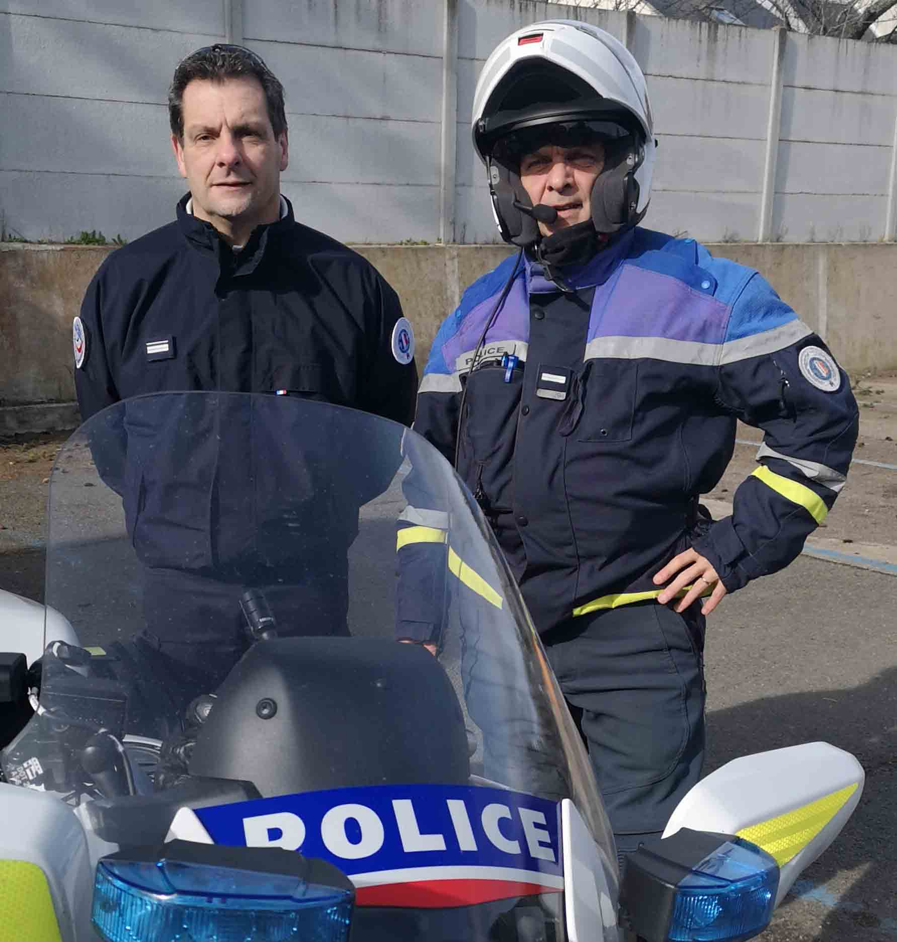 La place des motards à Orléans : Motos : attention, dangers ?