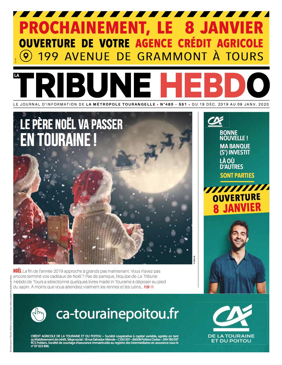 Tribune Hebdo Tours N°480
