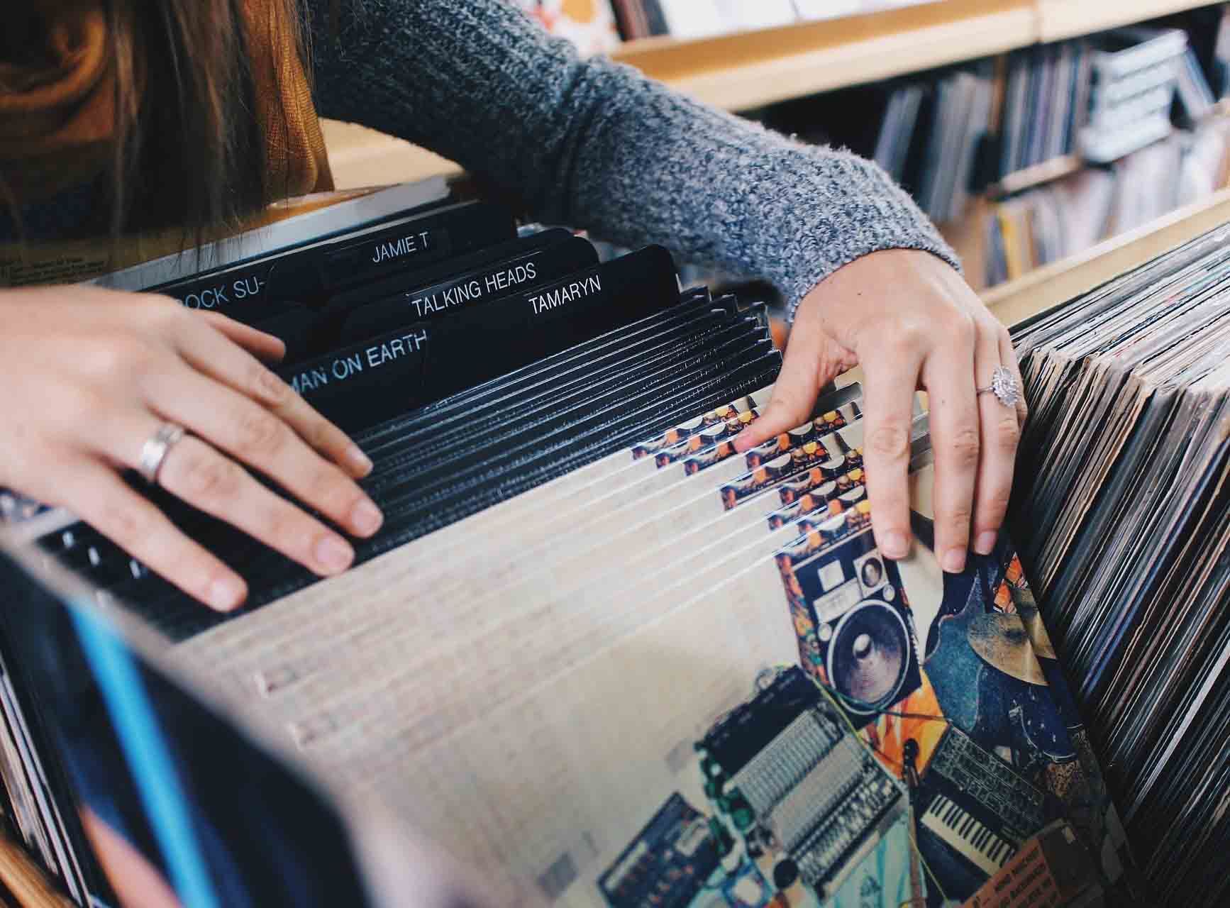 Le temps d'un disque: foire aux bonnes affaires