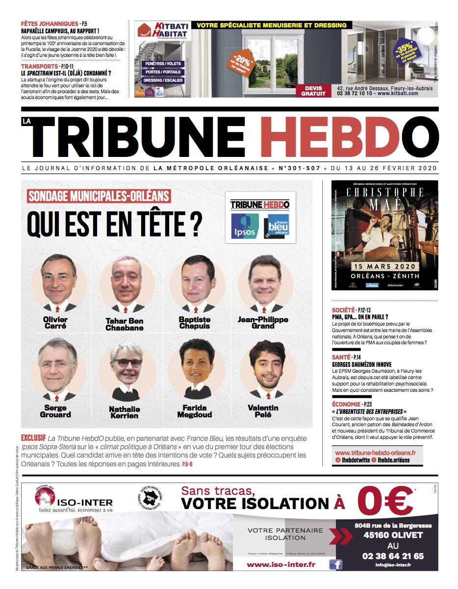 Tribune Hebdo N°301
