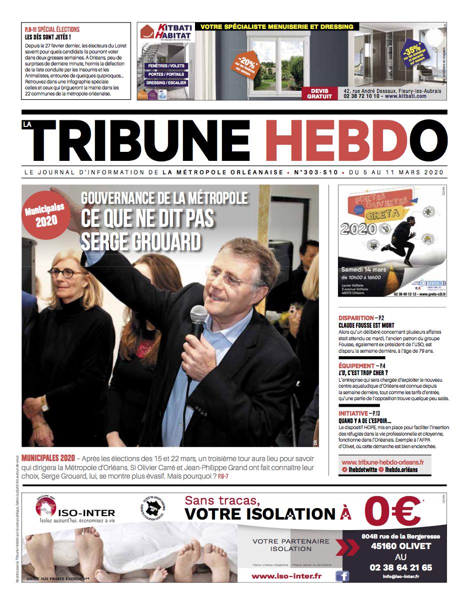 Tribune Hebdo N°303