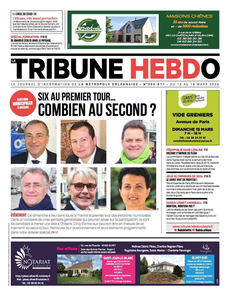 Tribune Hebdo N°304