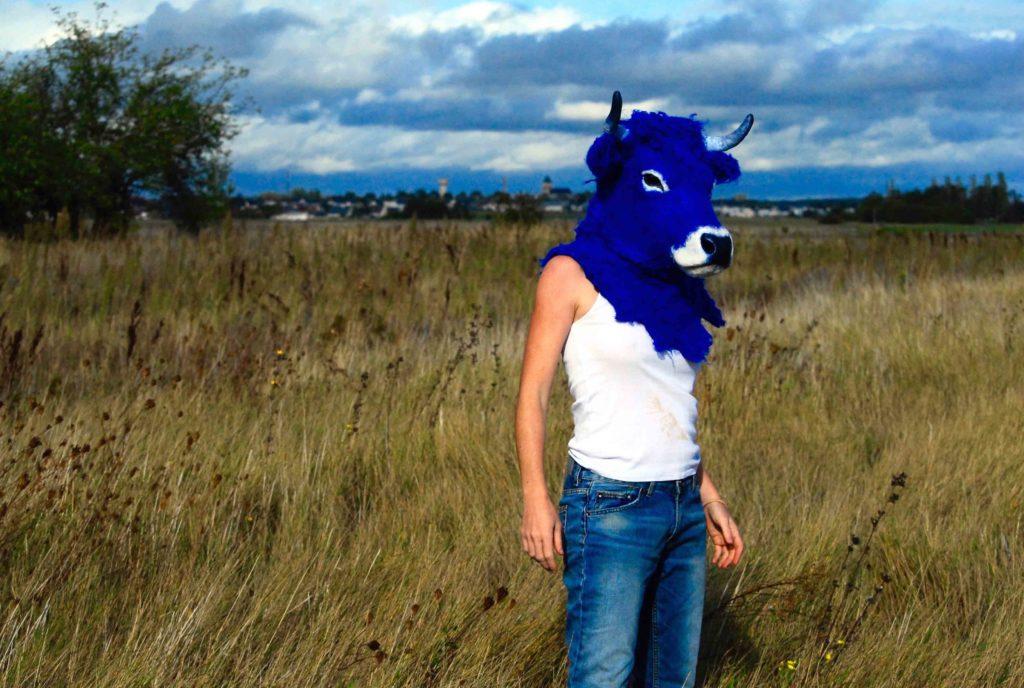 Bleue (Festiv'Elles) : Vache, ce spectacle !