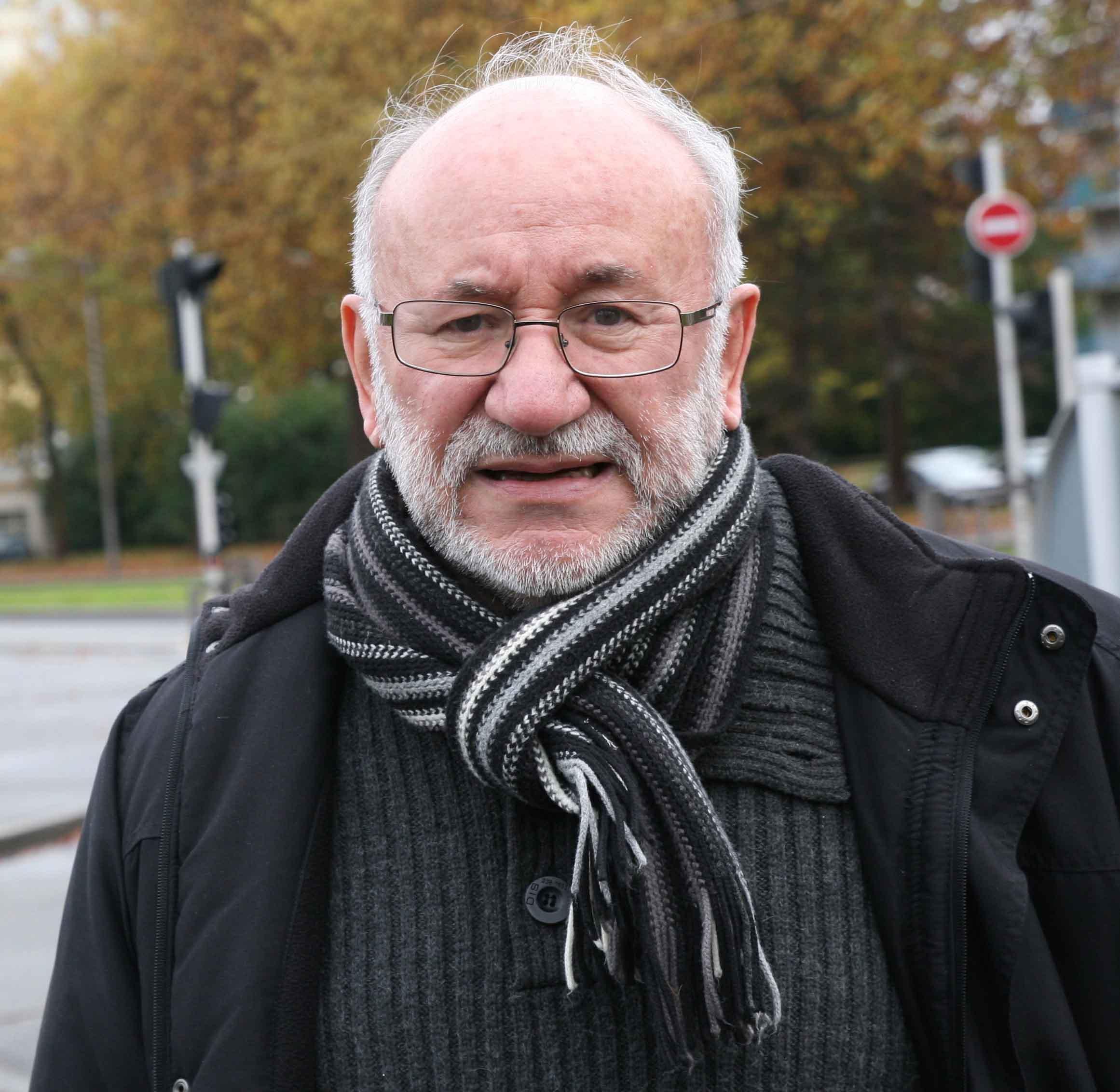 Michel Ricoud : Au grand homme