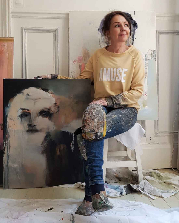 Leena Noux : une fille en nord