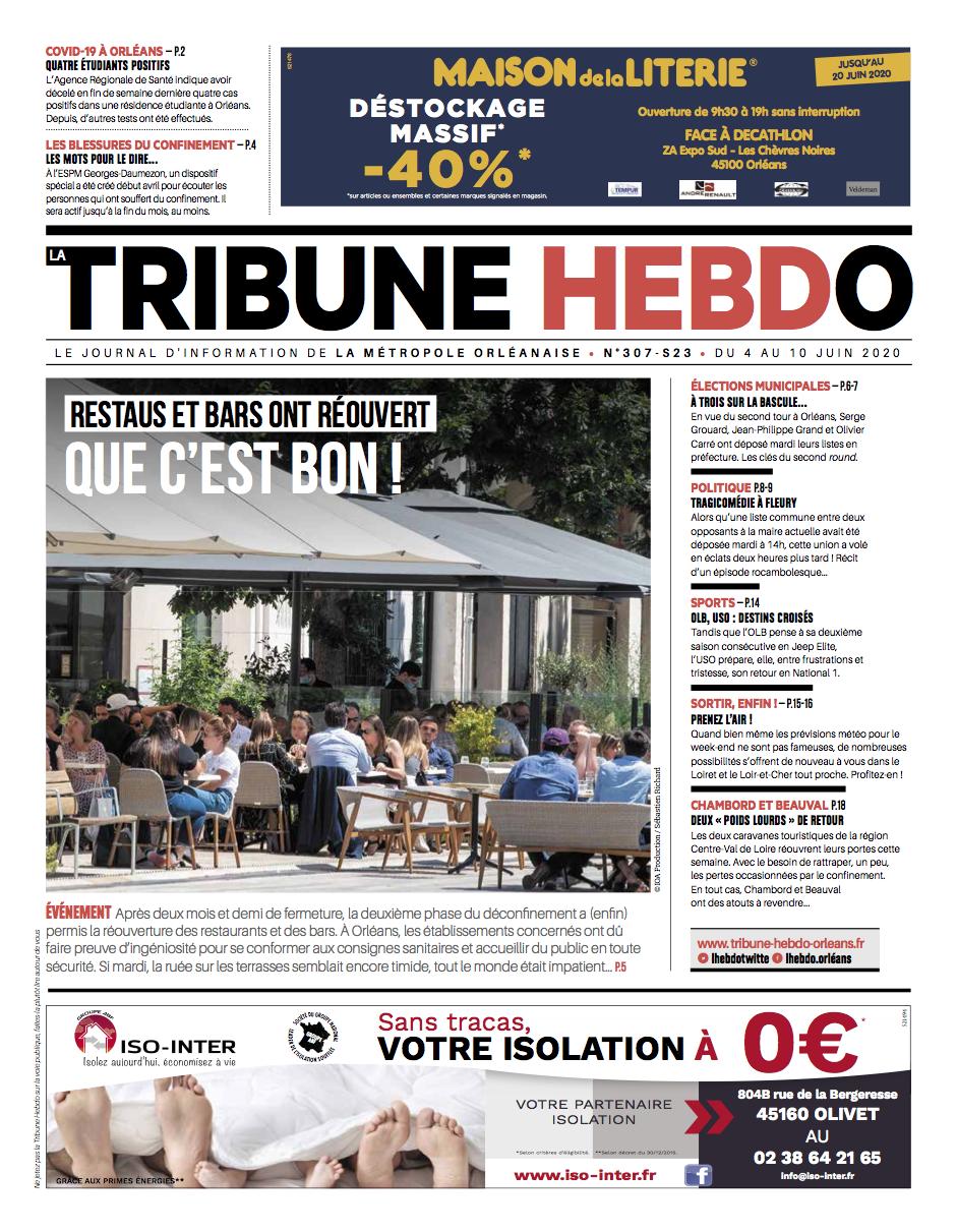 Tribune Hebdo N°307