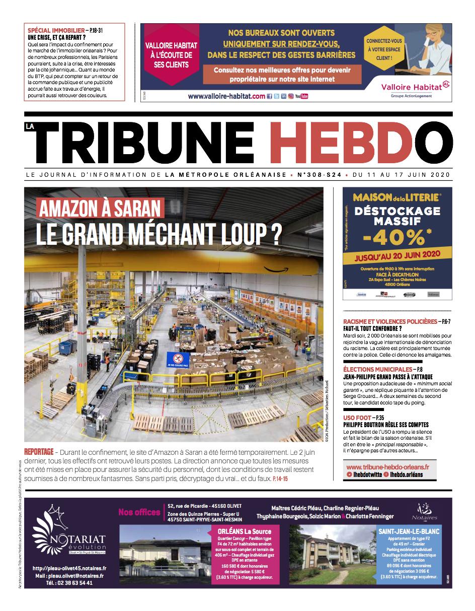 Tribune Hebdo N°308