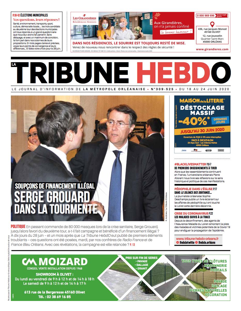 Tribune Hebdo N°309