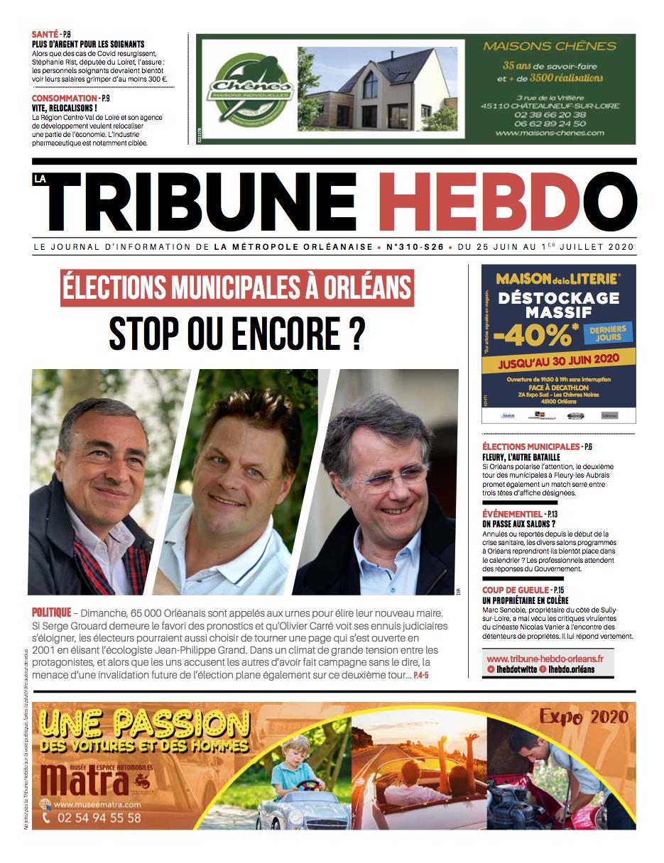 Tribune Hebdo N°310