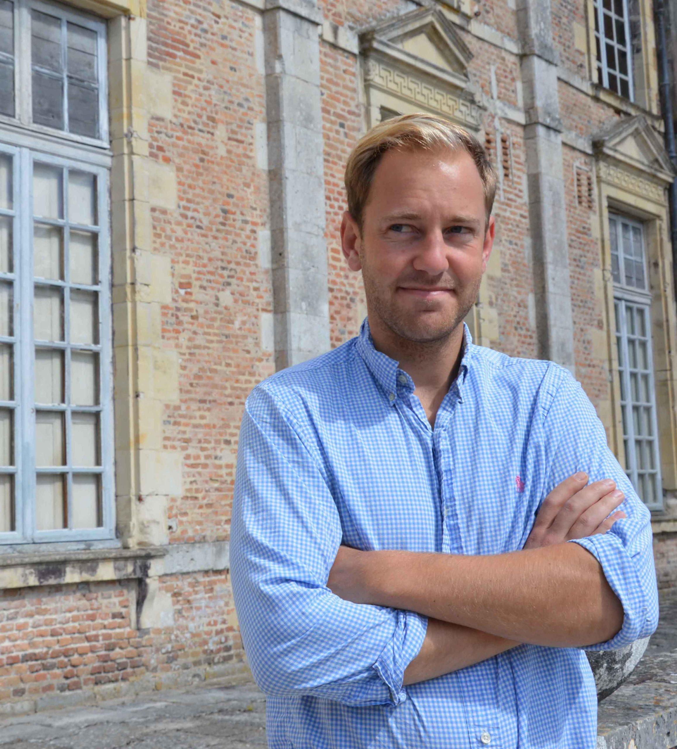 Lancelot Guyot : Châtelain sans prétention
