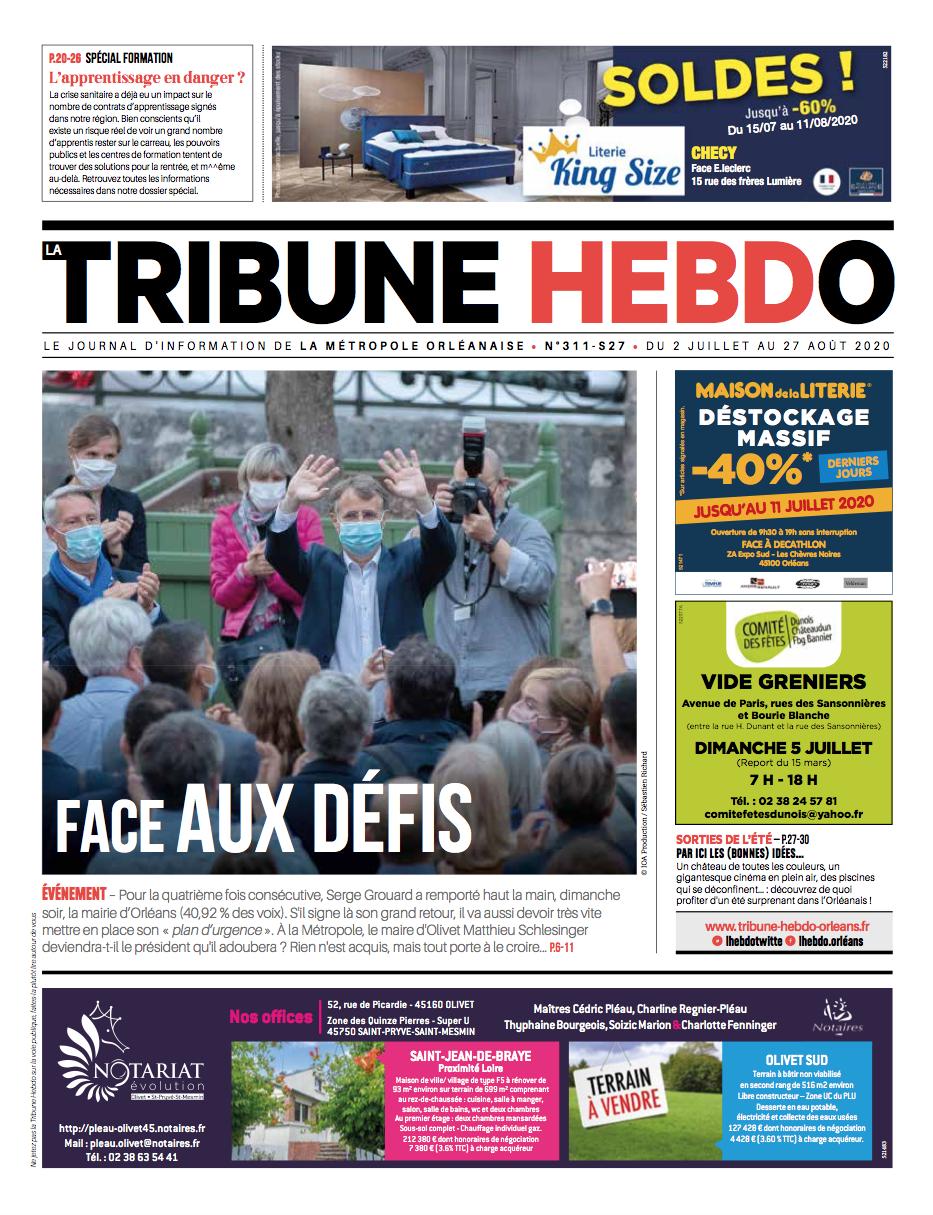 Tribune Hebdo N°311