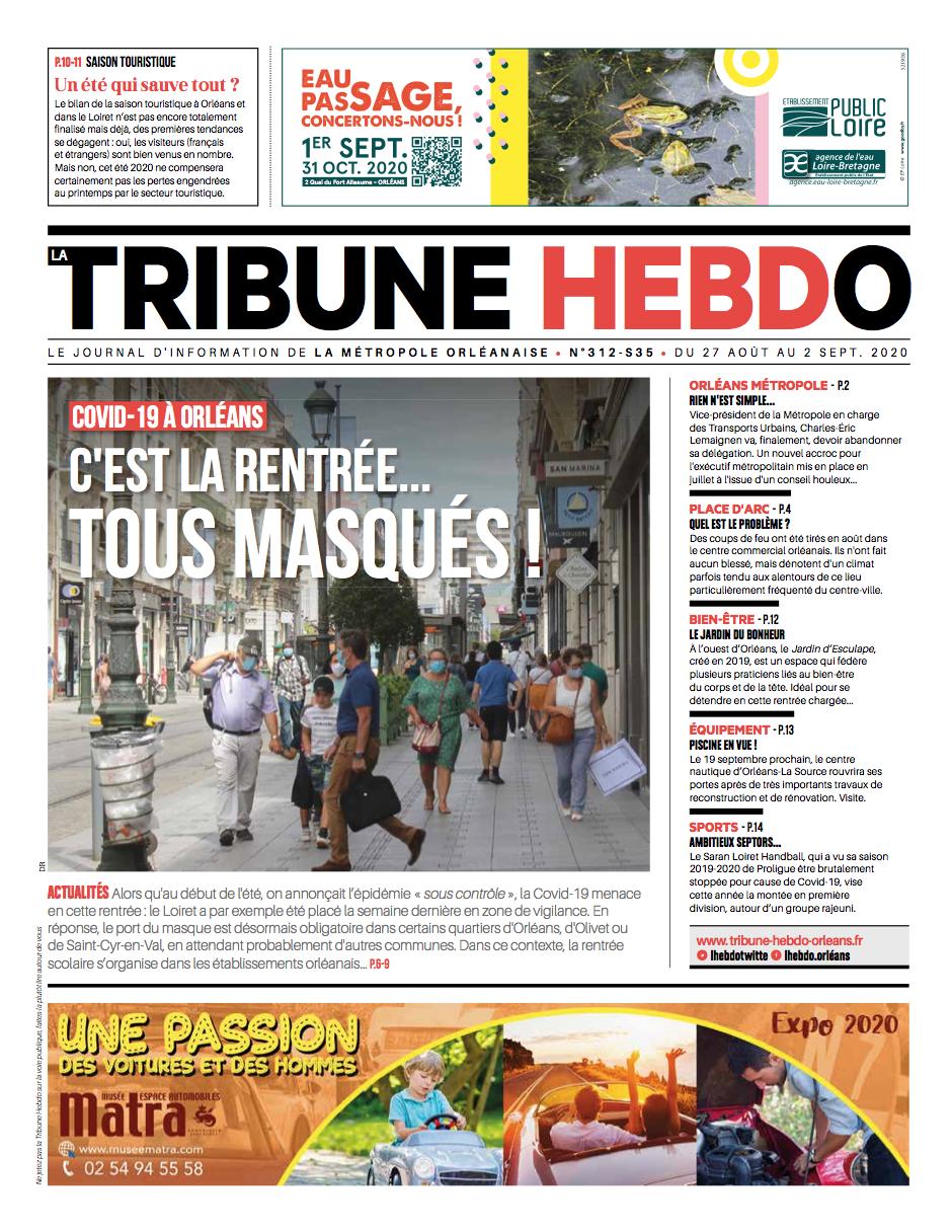 Tribune Hebdo N°312
