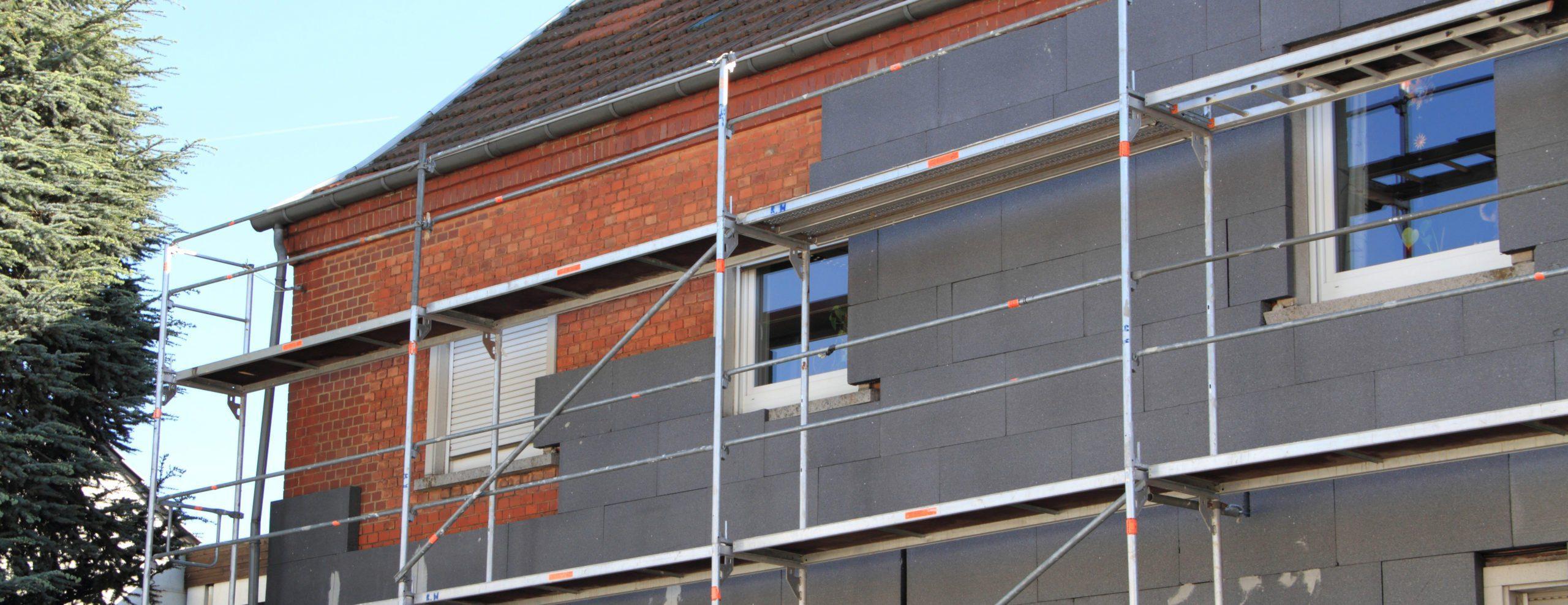 La rénovation énergétique des habitations comme des bâtiments publics est un enjeu pour l'avenir.