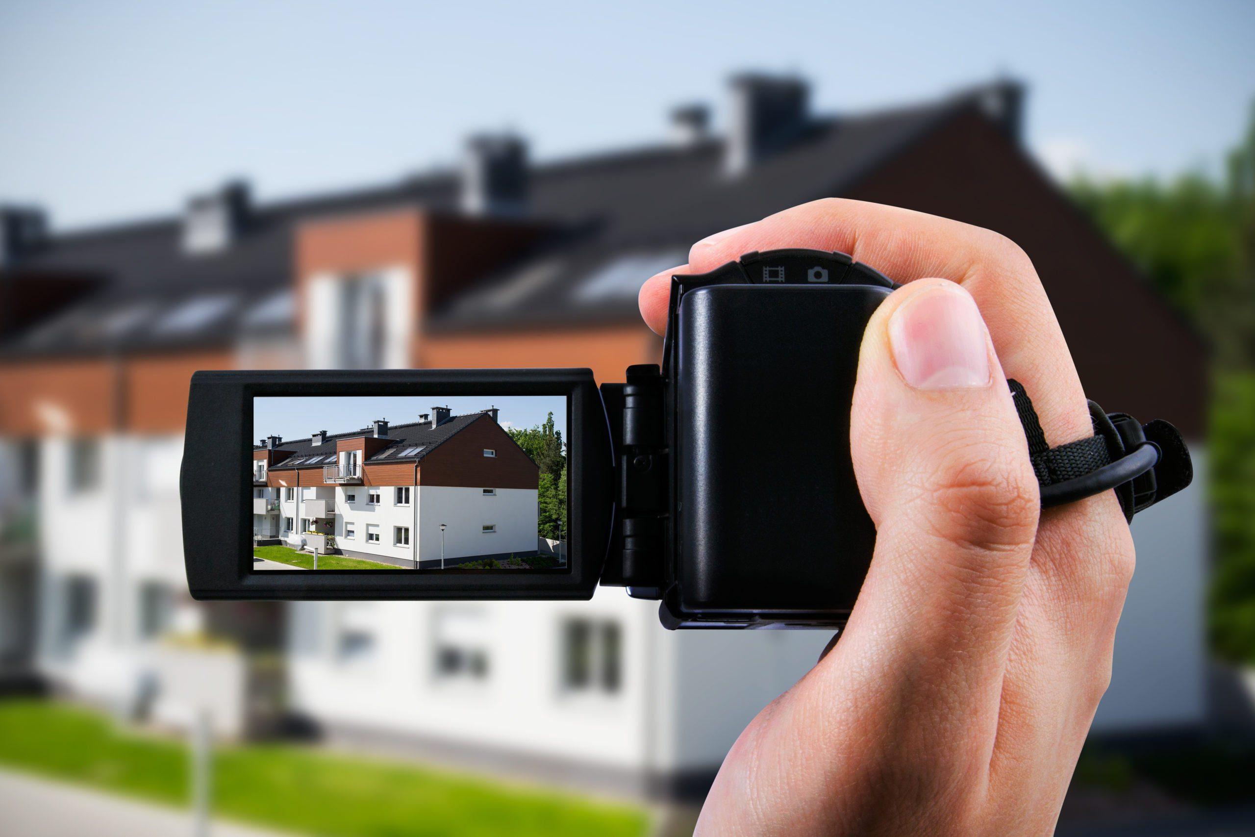 Les agents immobiliers  à l'heure de la visio-visite !