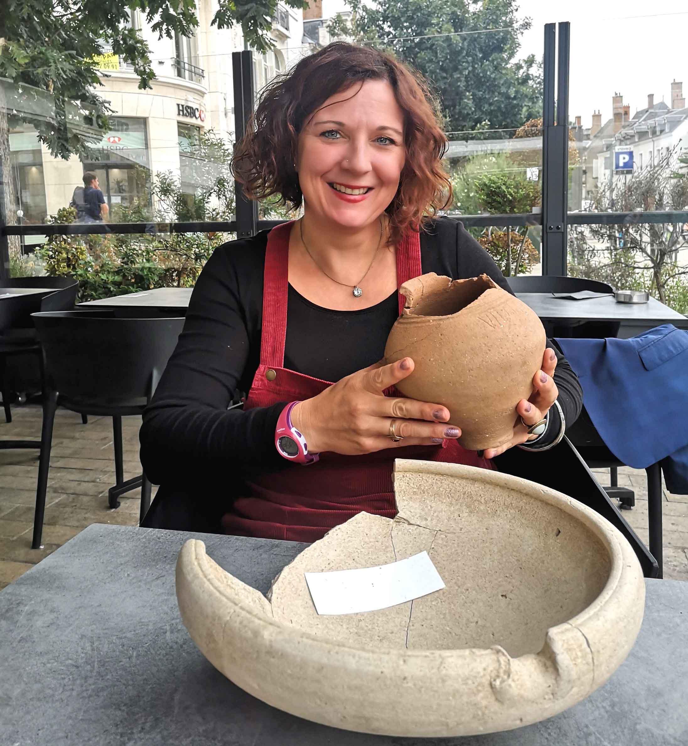 Alix Fourré : La chasse aux trésors