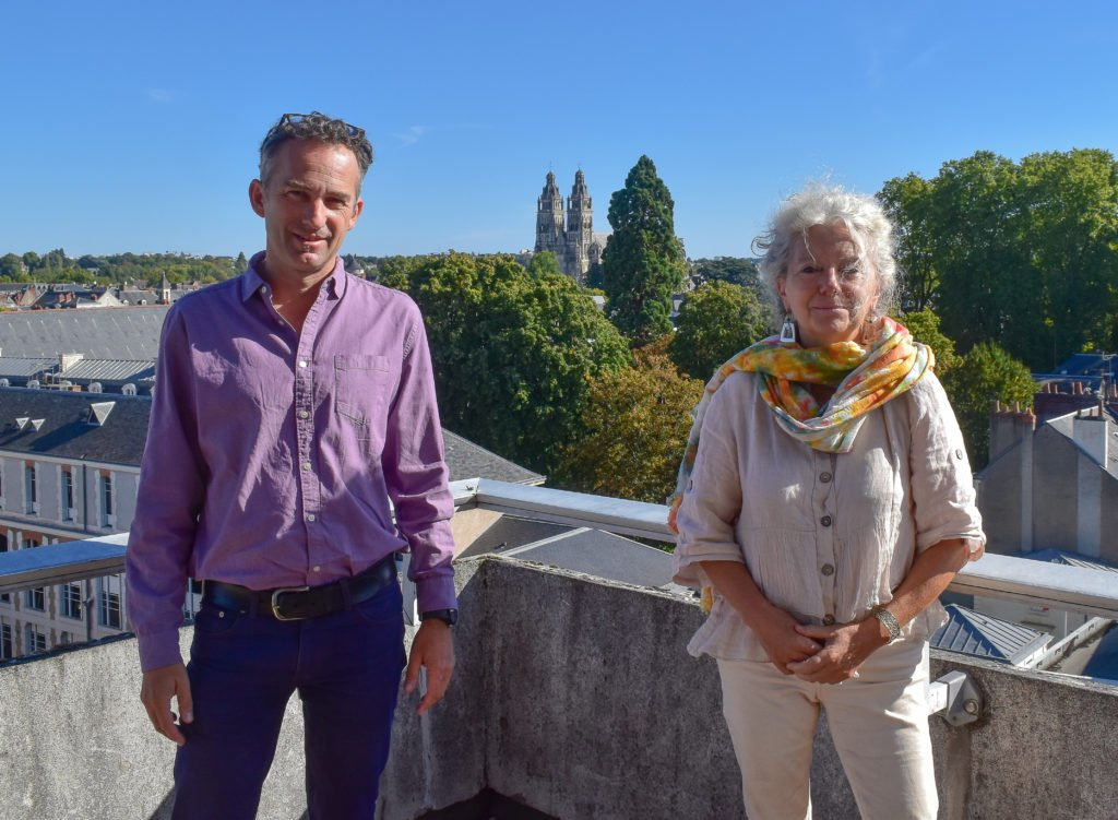 Christophe Dupin, Christine Blet
