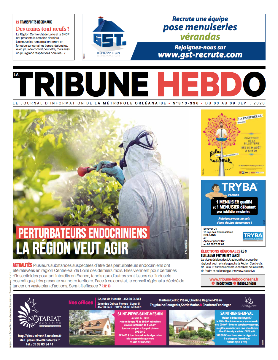 Tribune Hebdo N°313