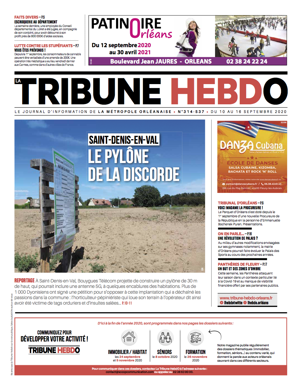 Tribune Hebdo N°314