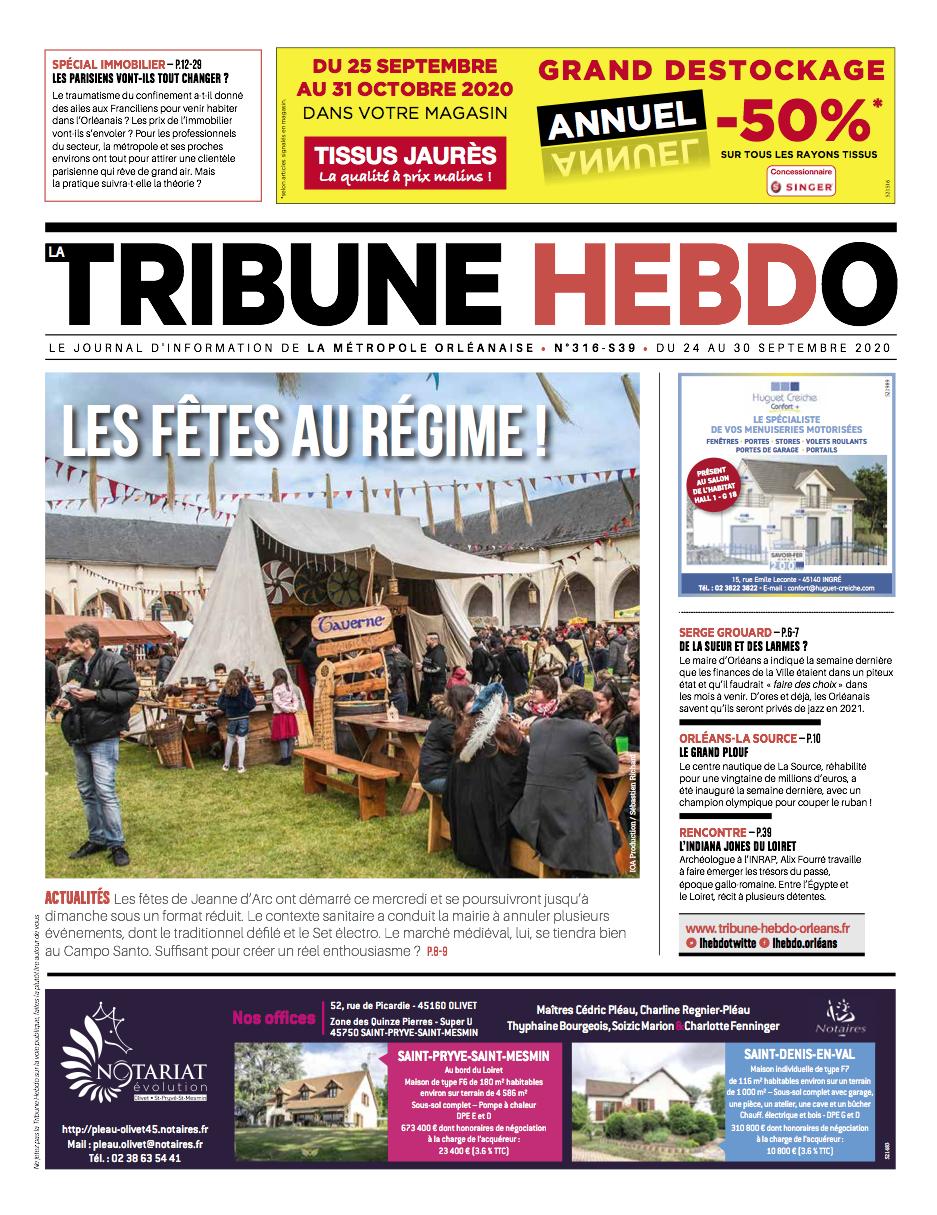 Tribune Hebdo N°316