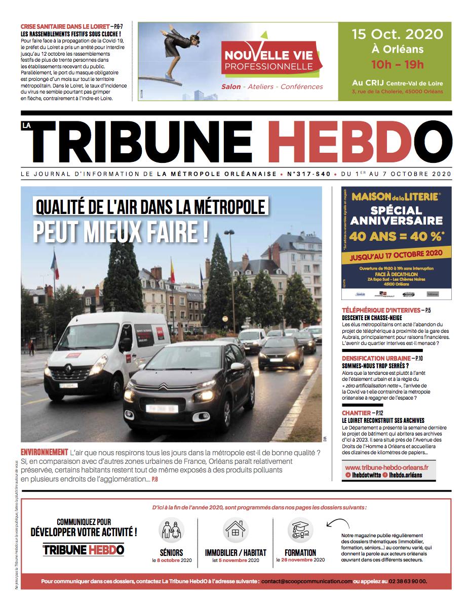 Tribune Hebdo N°317