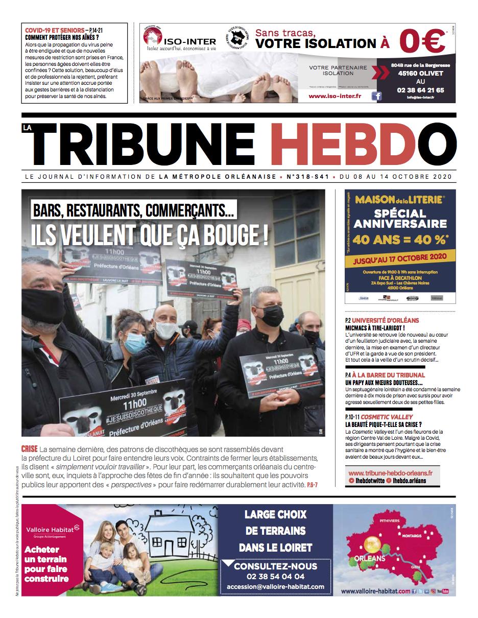 Tribune Hebdo N°318