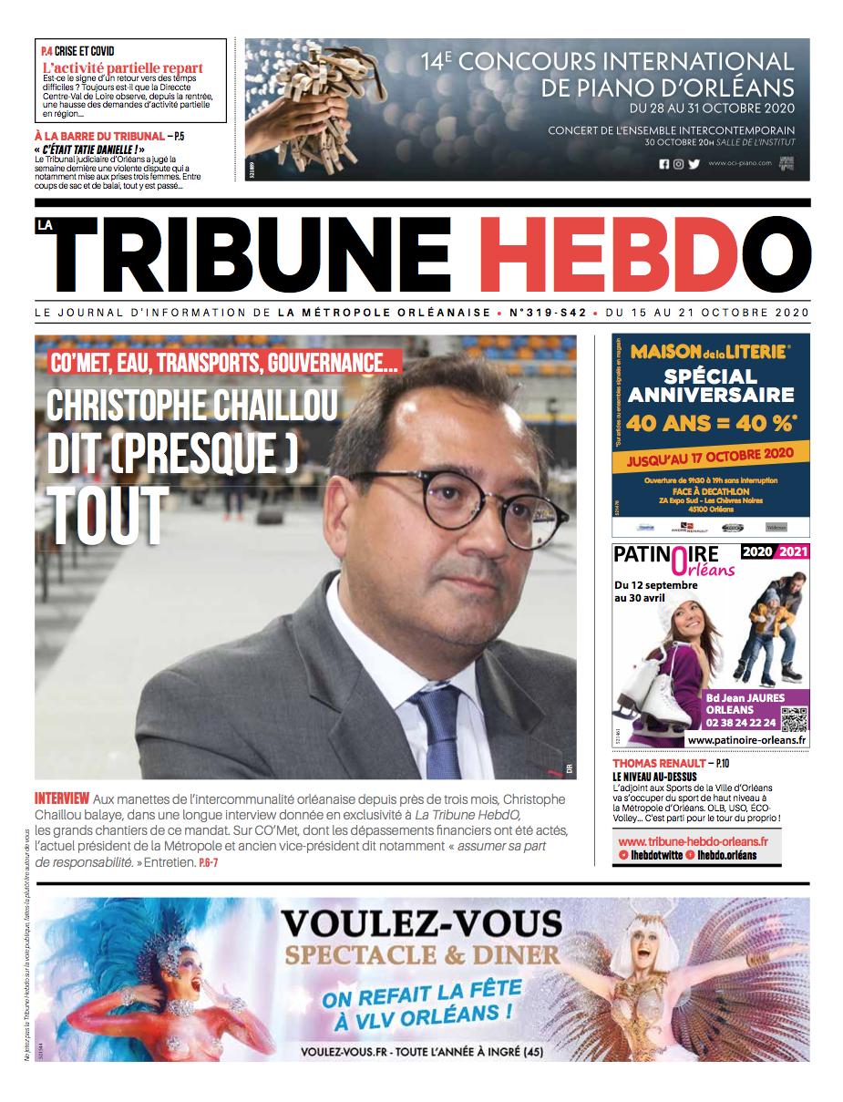 Tribune Hebdo N°319
