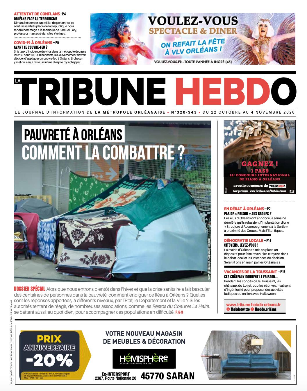 Tribune Hebdo N°320