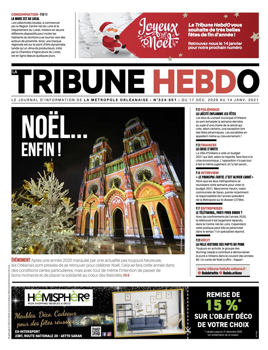 Tribune Hebdo N°324