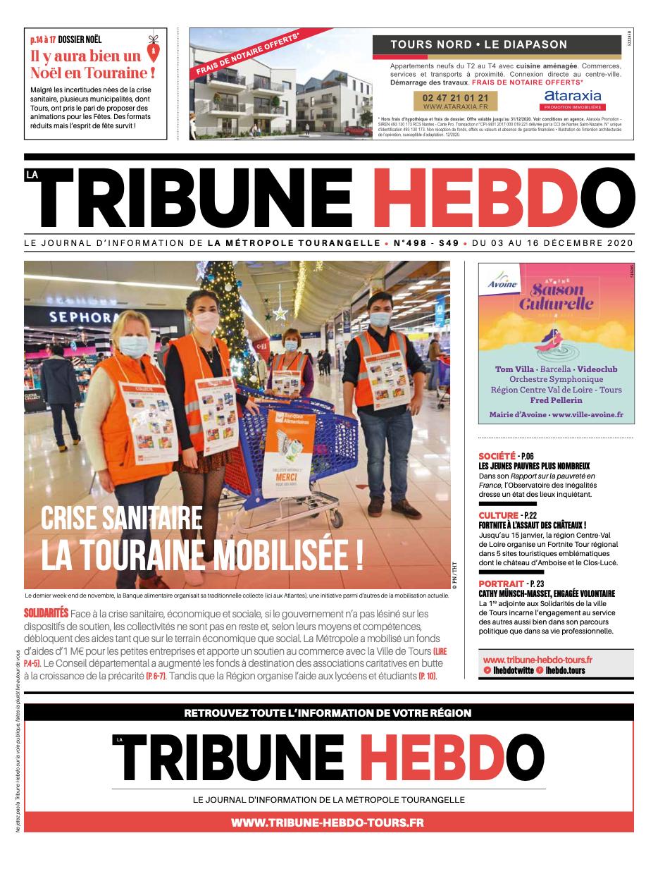 Tribune Hebdo Tours N°498
