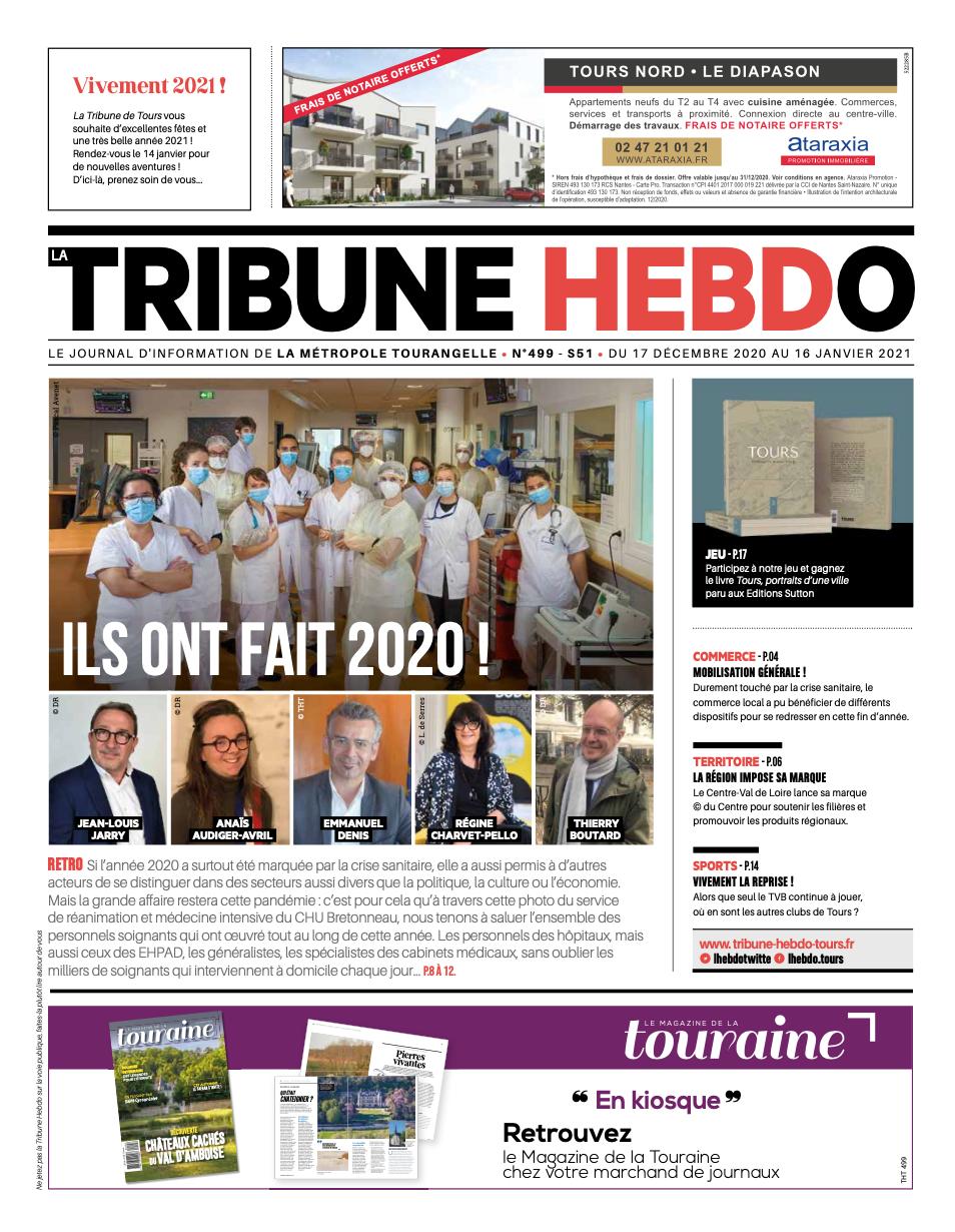 Tribune Hebdo Tours N°499