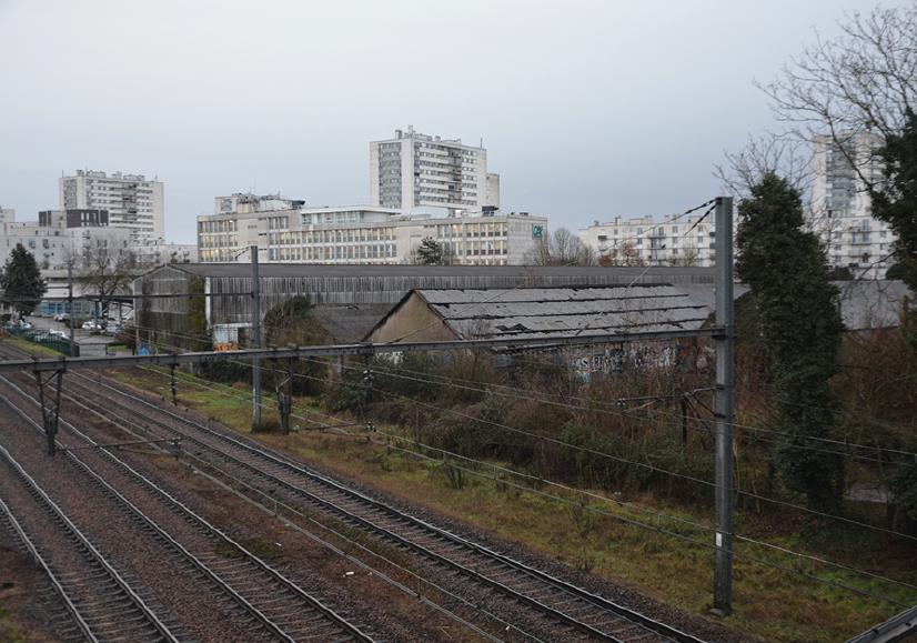 Des projets urbains en gestation