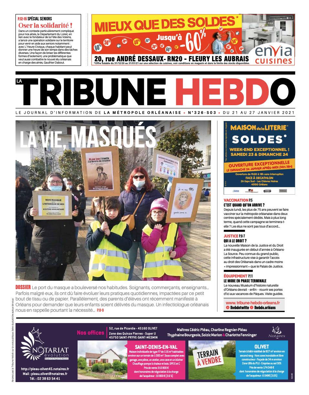 Tribune Hebdo N°326