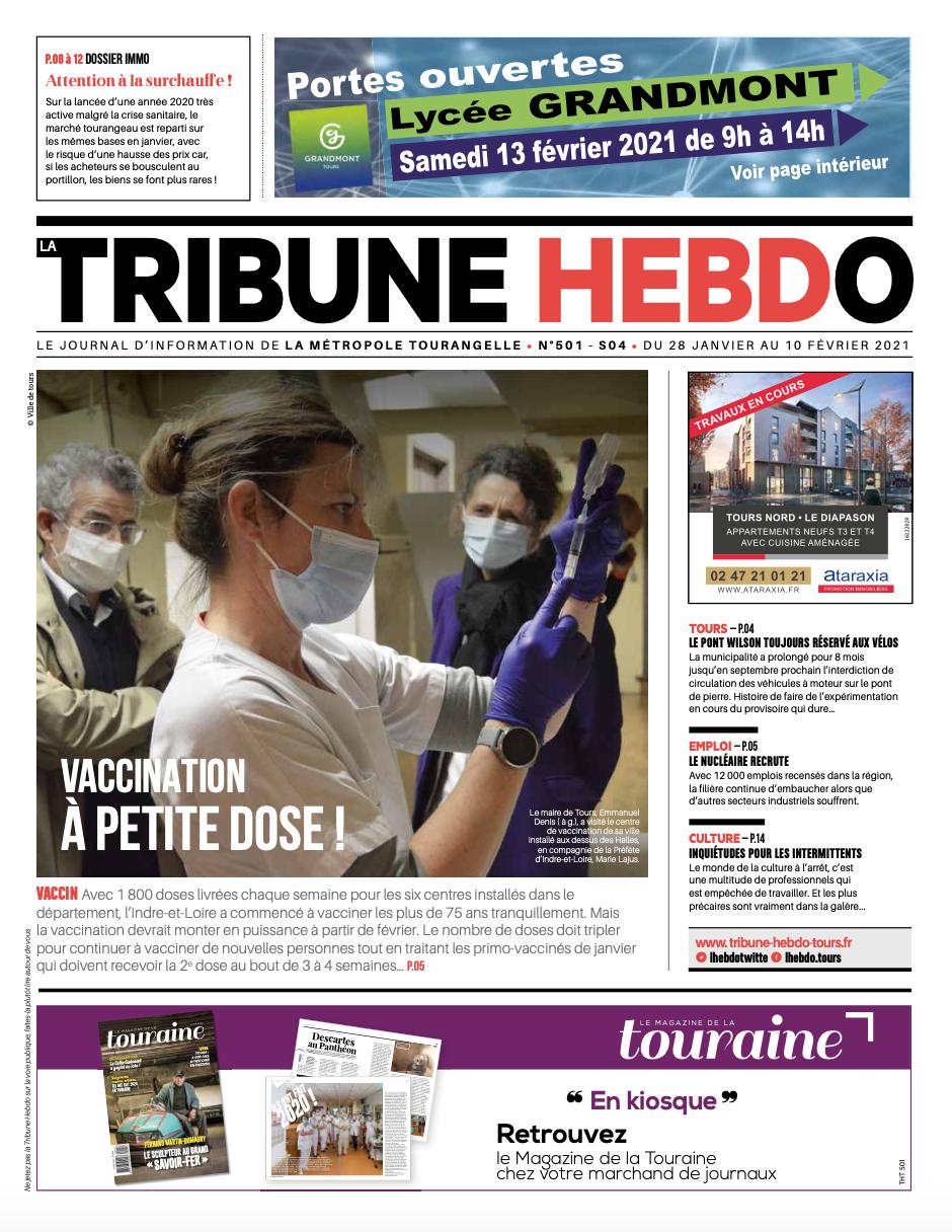 Tribune Hebdo Tours N°501