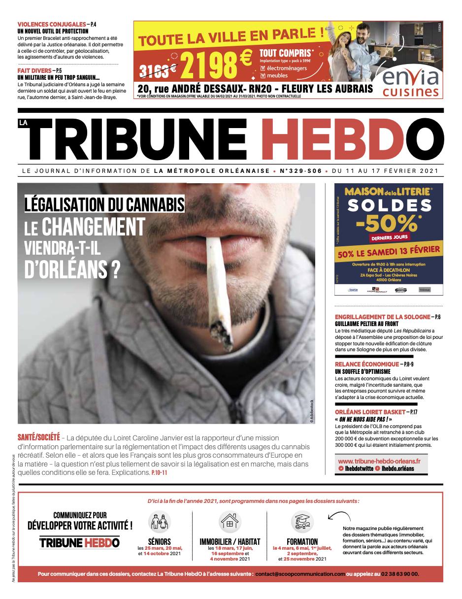 Tribune Hebdo N°329