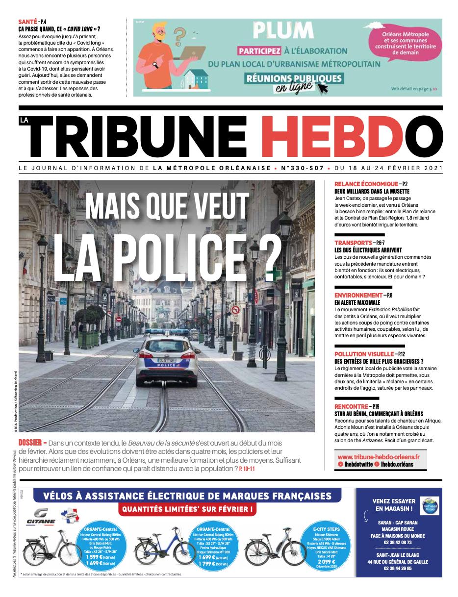 Tribune Hebdo N°330