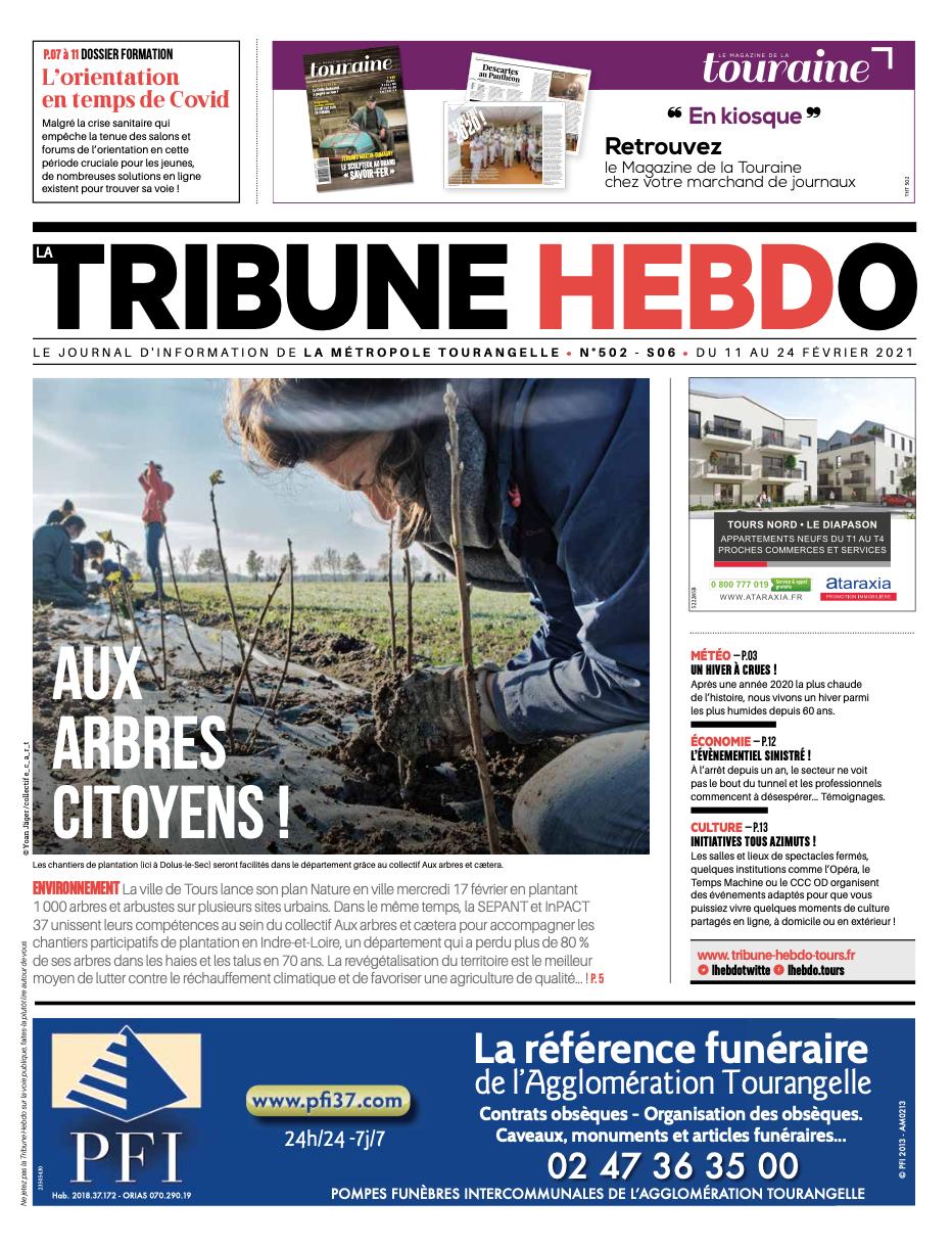 Tribune Hebdo Tours N°502