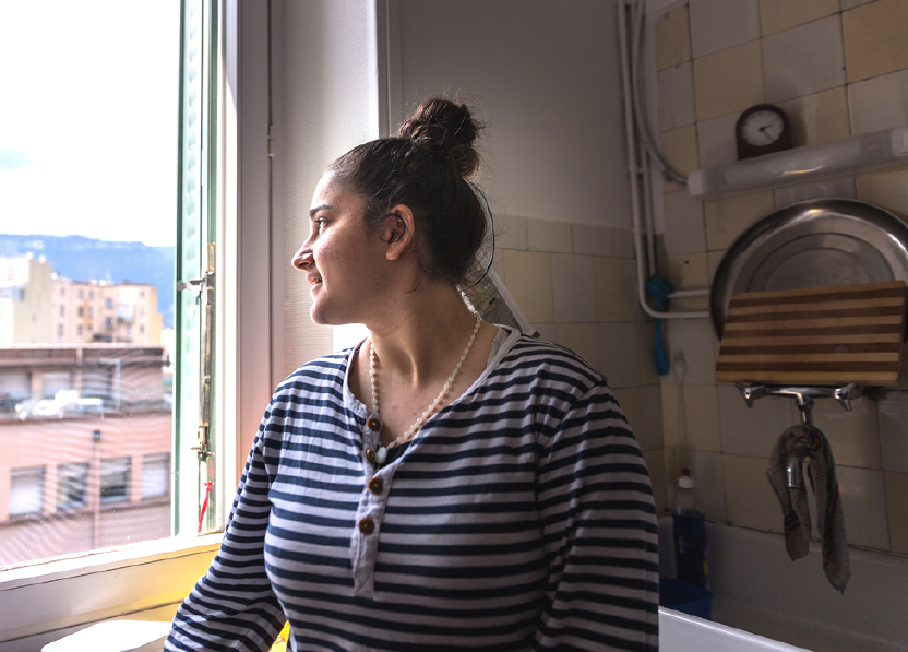 Contrairement aux idées reçues, les locataires de logements en «HLM » ne sont pas si sévères sur leurs conditions de vie dans leurs appartements ou leurs maisons.