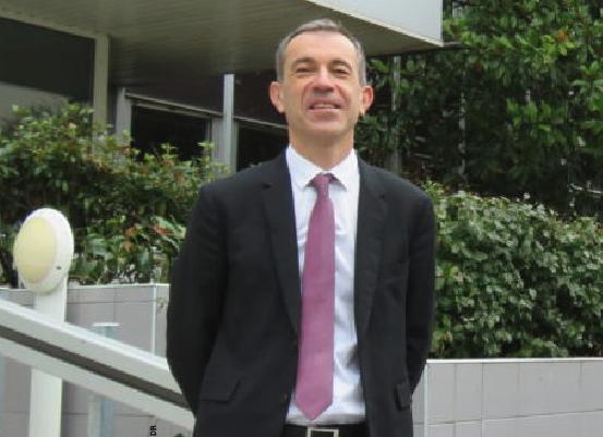 Olivier Pasquet, directeur général de LogemLoiret.