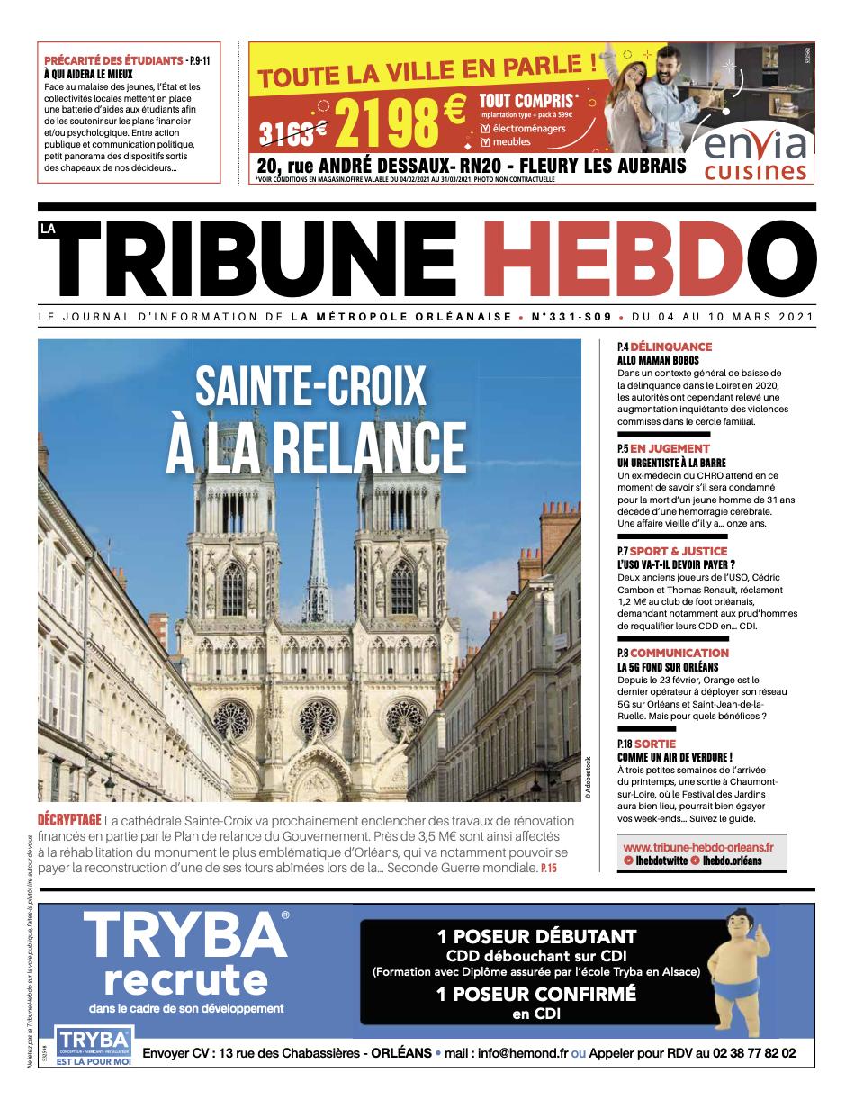 Tribune Hebdo N°331