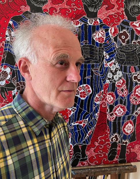 Philip Alcock : Peintre de Galles