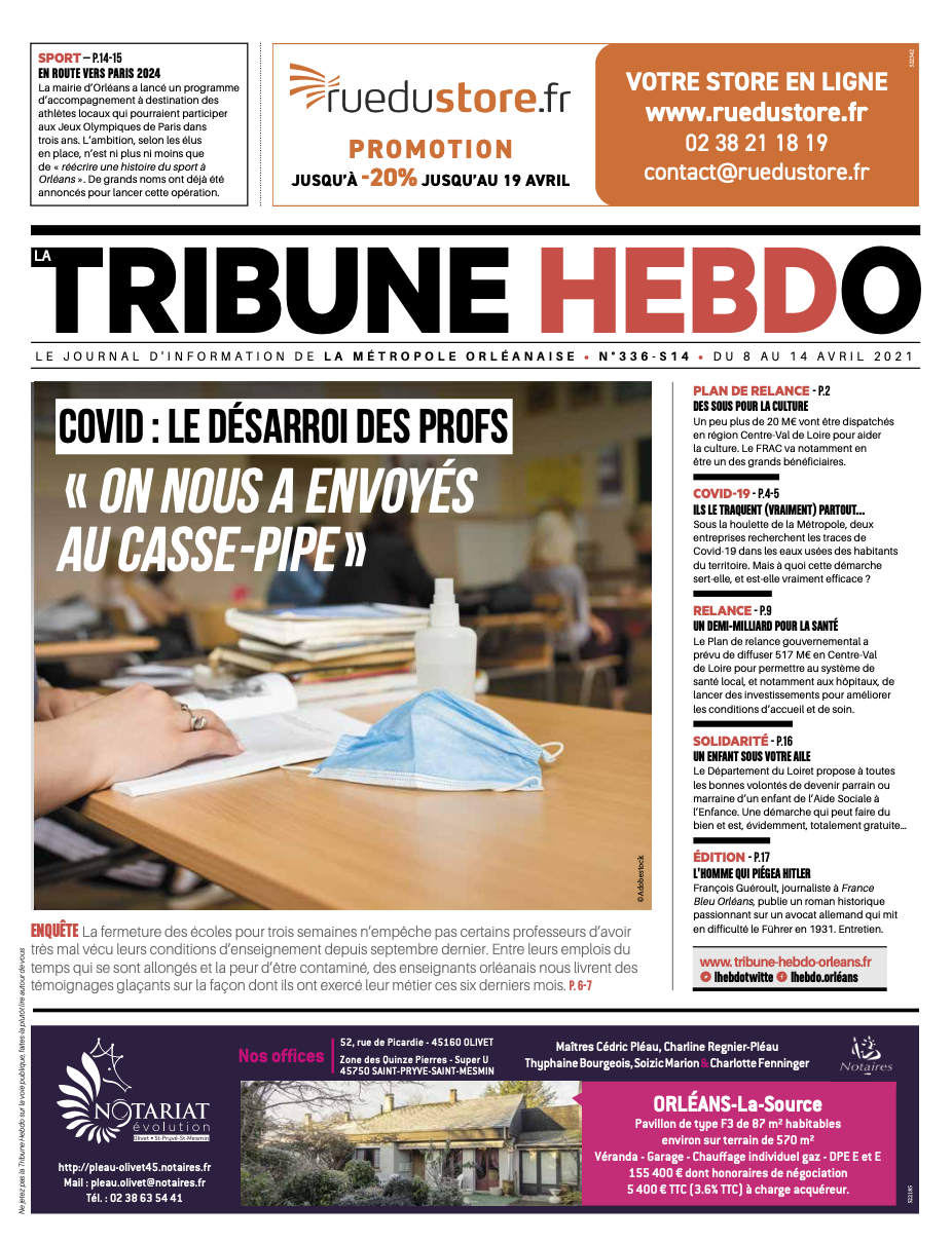 Tribune Hebdo N°336