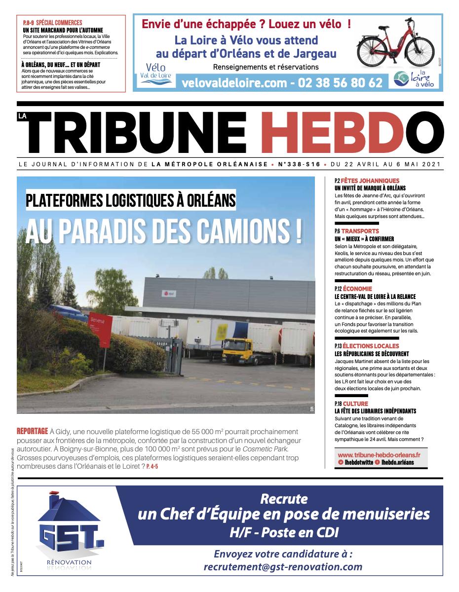 Tribune Hebdo N°338