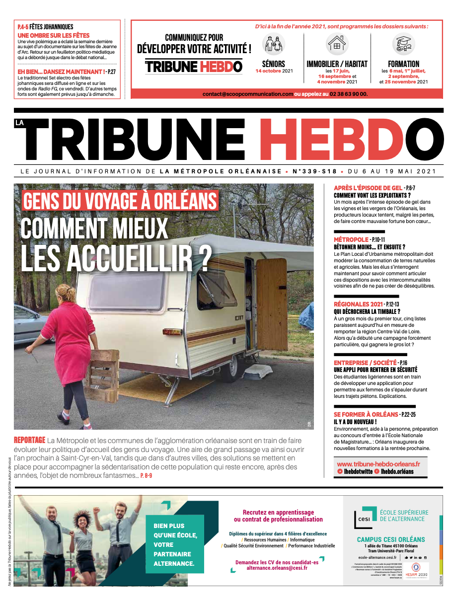 Tribune Hebdo N°339