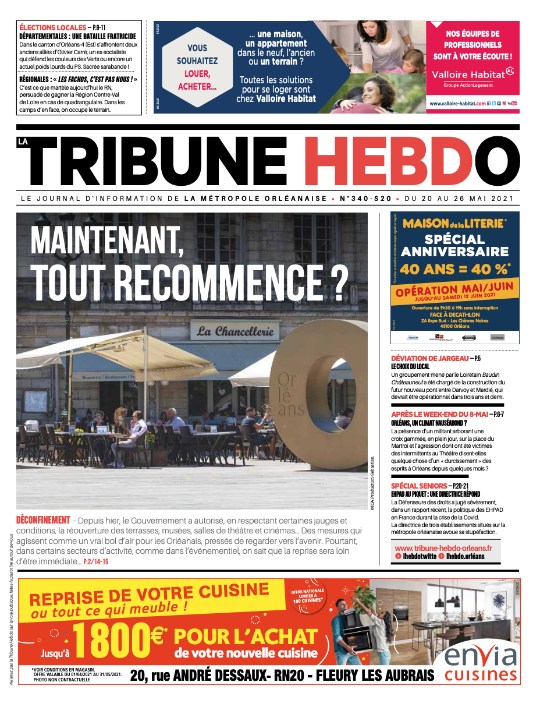 Tribune Hebdo N°340