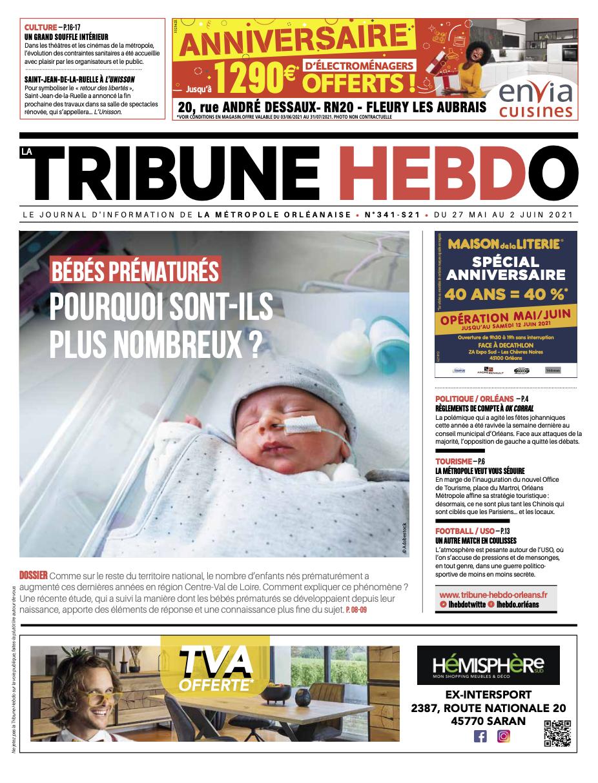 Tribune Hebdo N°341