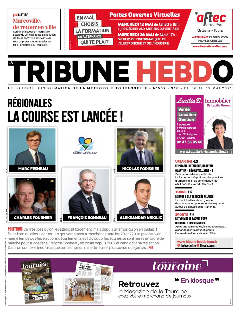 Tribune Hebdo Tours N°507
