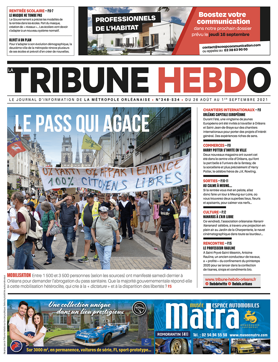 Tribune Hebdo N°348