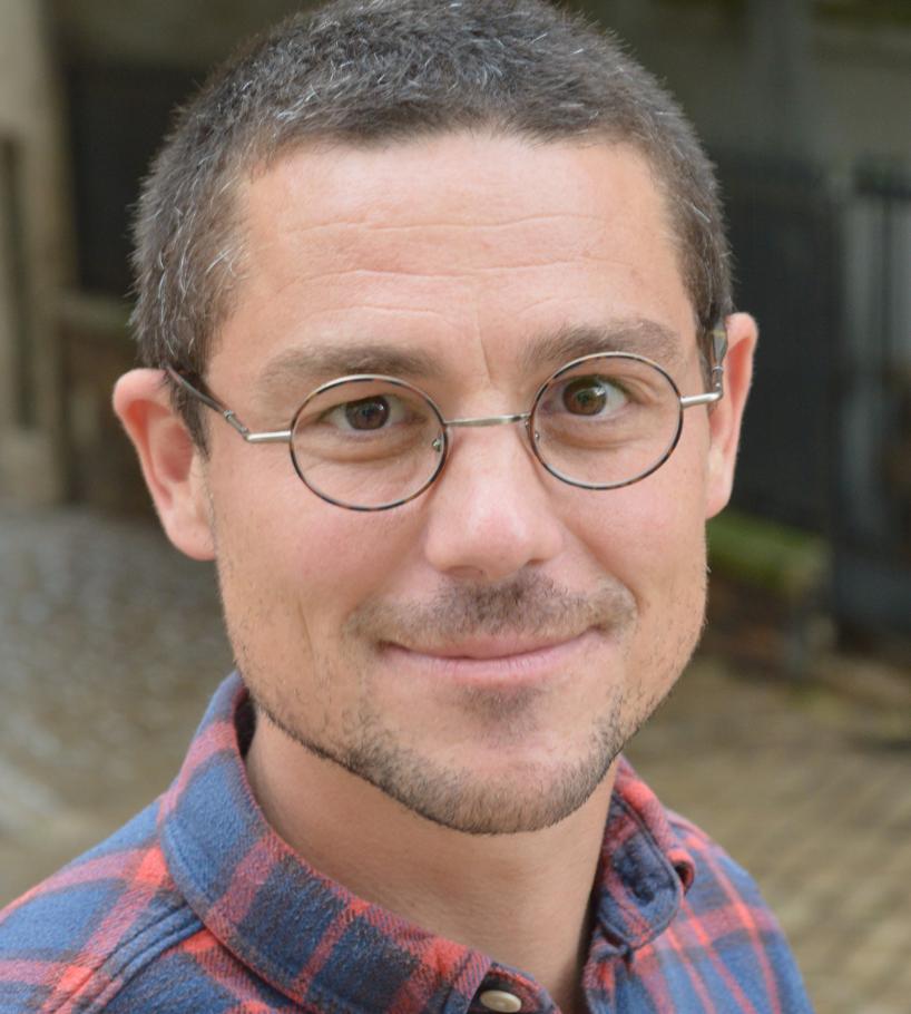 William Chancerelle est depuis un an l'élu de référence à la Culture à Orléans.