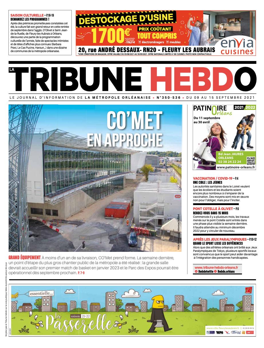 Tribune Hebdo N°350